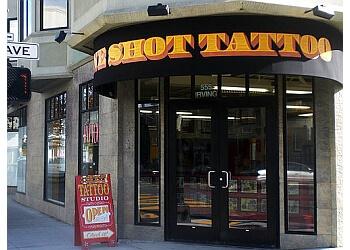 San Francisco tattoo shop One Shot Tattoo