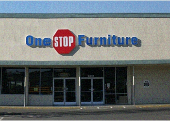 Sacramento furniture store One Stop Furniture