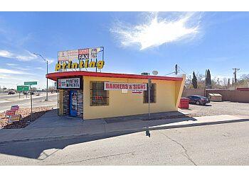 El Paso printing service One Stop Print Shop