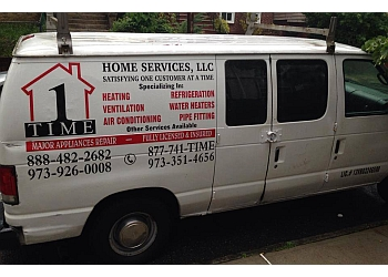 Newark hvac service One Time Home Services, LLC