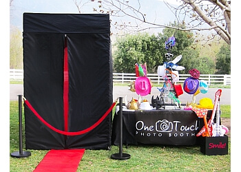 San Bernardino photo booth company One Touch Photo Booth Rental
