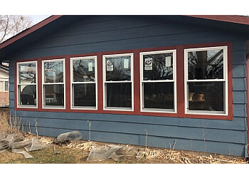 Aurora window company One Window At a Time