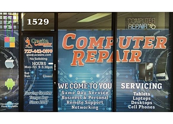 Clearwater computer repair On-site Computer Sales & Services Inc.