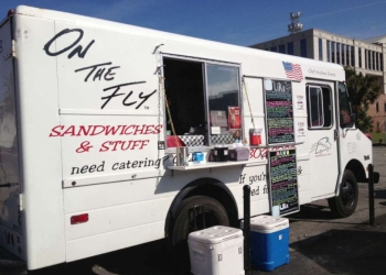 Jacksonville food truck On the Fly Sandwiches & Stuff