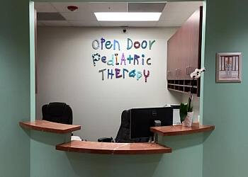Houston occupational therapist Open Door Pediatric Therapy