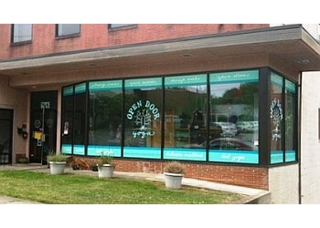 Raleigh yoga studio Open Door Yoga