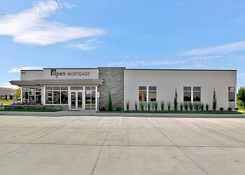 Wichita mortgage company Open Mortgage
