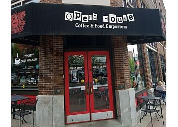 Kansas City cafe Opera House Coffee & Food Emporium