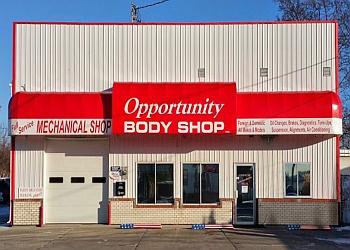 Spokane auto body shop Opportunity Body Shop
