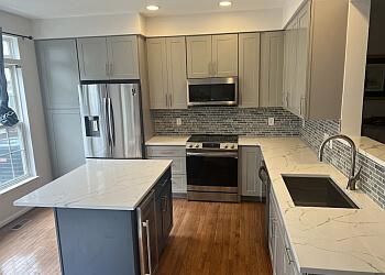Alexandria custom cabinet Optima Kitchen & Bath