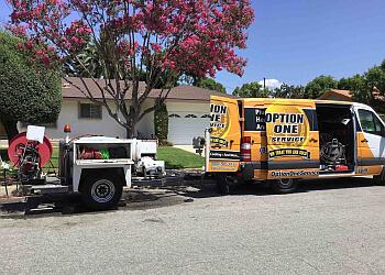 Rancho Cucamonga plumber Option One Plumbing