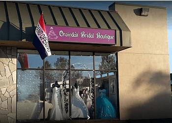 Anchorage bridal shop Orainda's Bridal Boutique