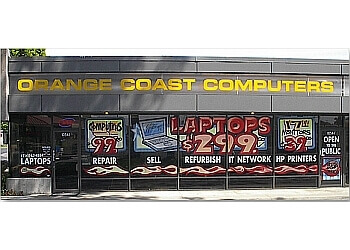 Huntington Beach computer repair Orange Coast Computers & Recycling