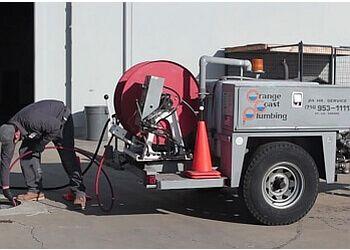 Santa Ana plumber Orange Coast Plumbing