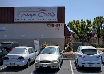 Fullerton auto body shop Orange County Collision and Glass Center