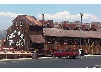 Orange steak house Orange County Mining Co