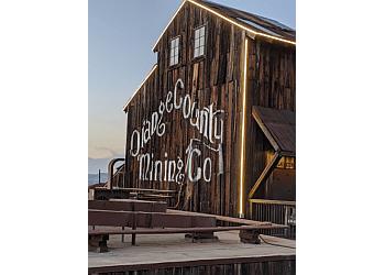 Santa Ana steak house Orange County Mining Co.