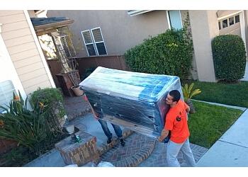 Irvine moving company Orange County Movers