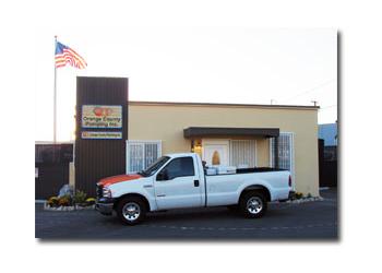 Santa Ana septic tank service Orange County Pumping Inc.