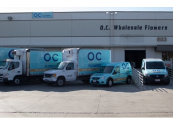 Santa Ana florist Orange County Wholesale Flowers
