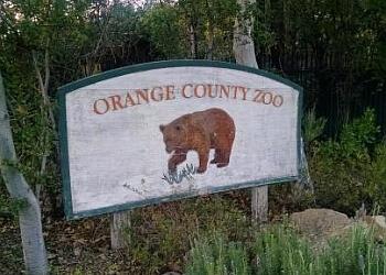 Orange places to see Orange County Zoo