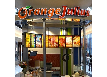 Manchester juice bar Orange Julius
