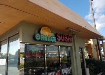 Orange sushi Orange Sushi