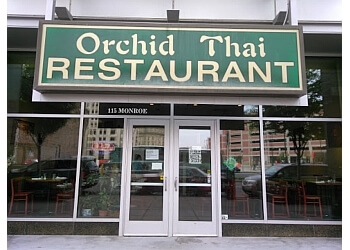 Detroit thai restaurant Orchid Thai Restaurant