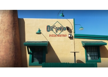 Scottsdale pizza place Oregano's Pizza Bistro