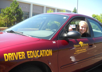 Eugene driving school Oregon Driver Training Institute