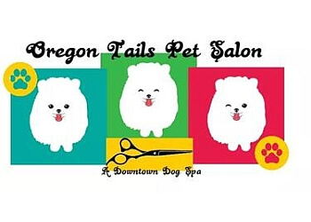 Dayton pet grooming Oregon Tails Pet Salon