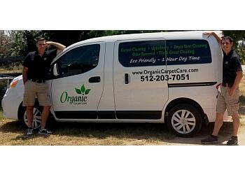 Austin carpet cleaner Organic Carpet Care