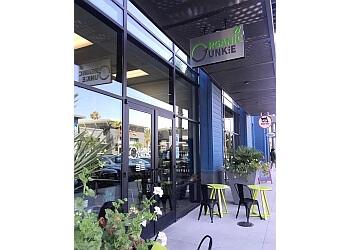 Corona vegetarian restaurant Organic Junkie