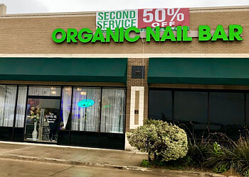 Grand Prairie nail salon Organic Nail Bar