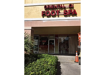 Hollywood massage therapy Oriental Qi Spa