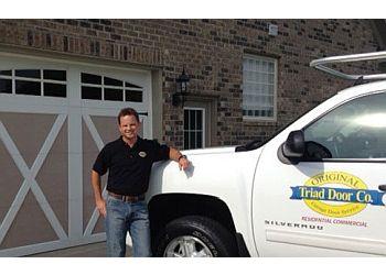 Greensboro garage door repair Original Triad Door Company Inc.