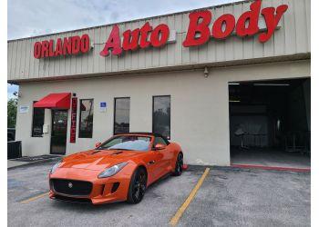 Orlando auto body shop Orlando Auto Body