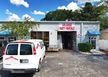 Orlando rental company Orlando Party Rentals LLC