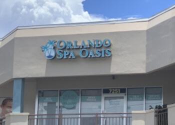 Orlando massage therapy Orlando Spa Oasis
