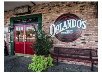 Lubbock italian restaurant Orlando's Italian Restaurant