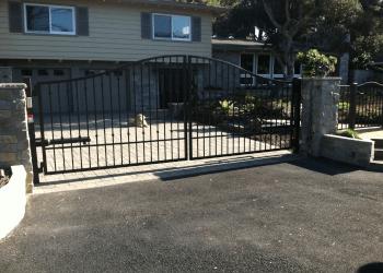 Salinas fencing contractor Ornamental Iron Unlimited