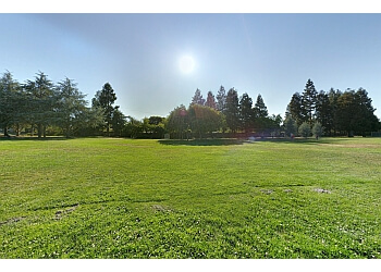 Sunnyvale public park Ortega Park