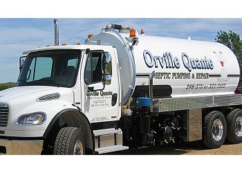 Rockford septic tank service Orville Quante Septic Service