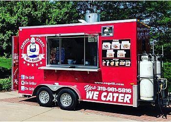 Cedar Rapids food truck O's Grill