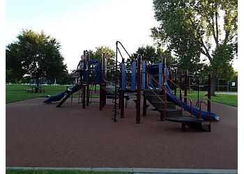 Wichita public park Osage Park