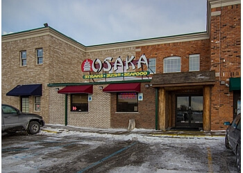Sterling Heights japanese restaurant Osaka Japanese Steakhouse