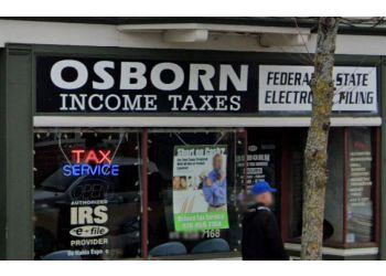 Lowell tax service Osborn Associates