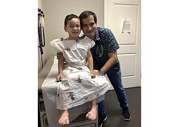 Lancaster pediatrician Oscar Larrazolo, MD