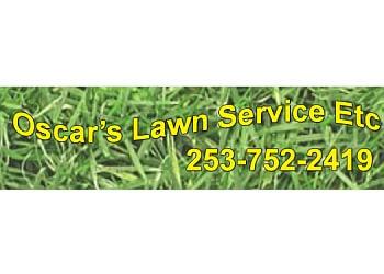Tacoma lawn care service Oscars Lawn Service Etc