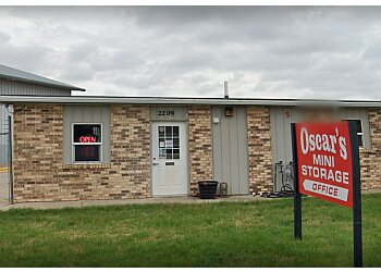 Sioux Falls storage unit Oscar's Mini Storage